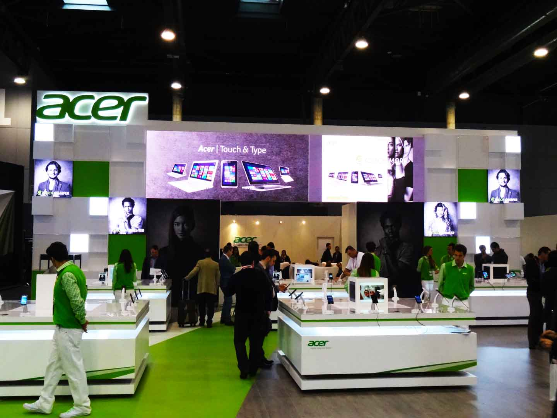 Acer al MWC14