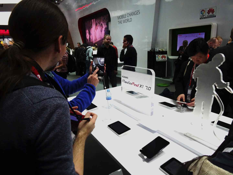 Huawei al MWC