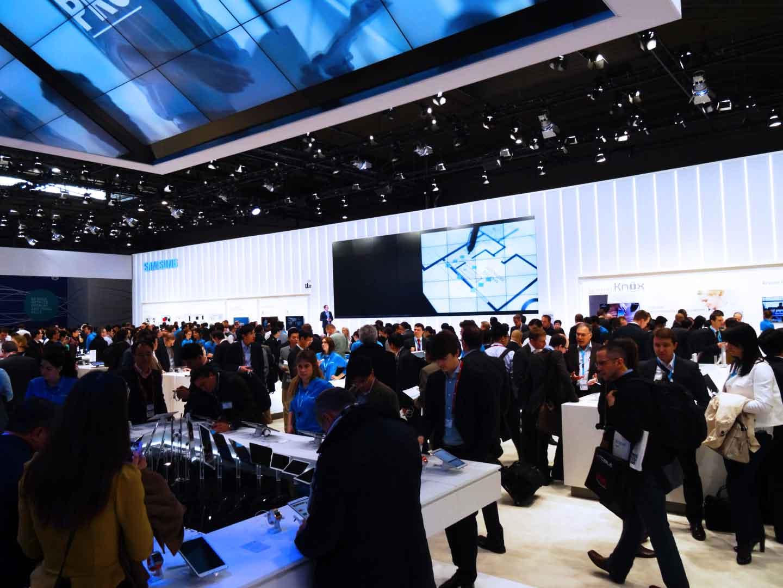 Samsung al MWC