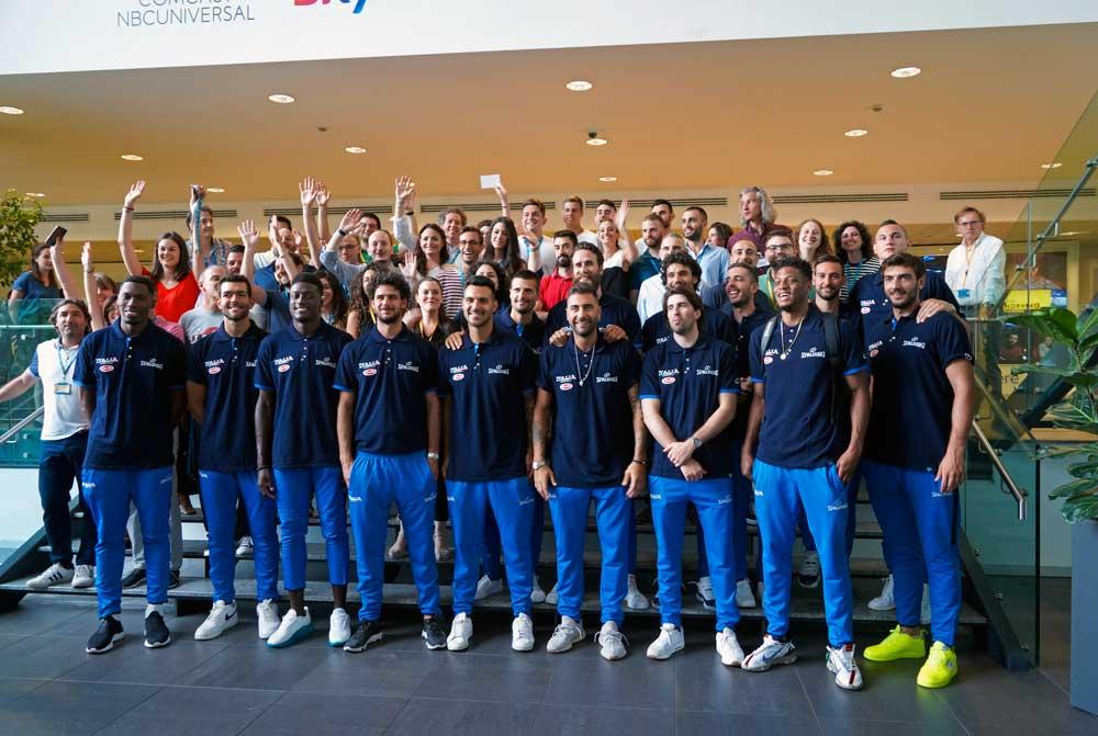 Italbasket 2019