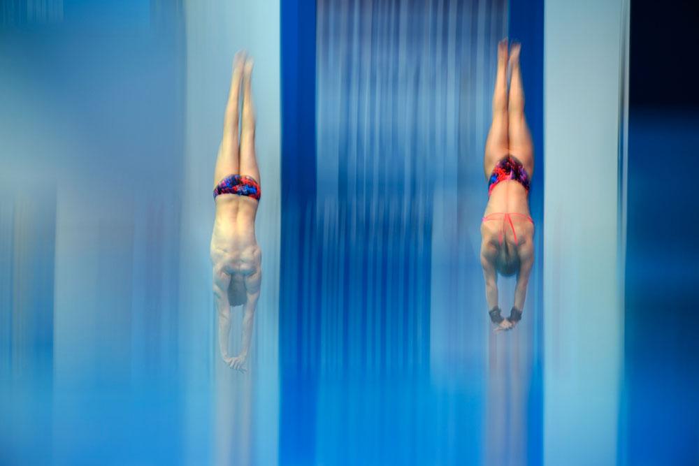 FINA 2019 - Photo by Hiroyuki Nakamura - Diving