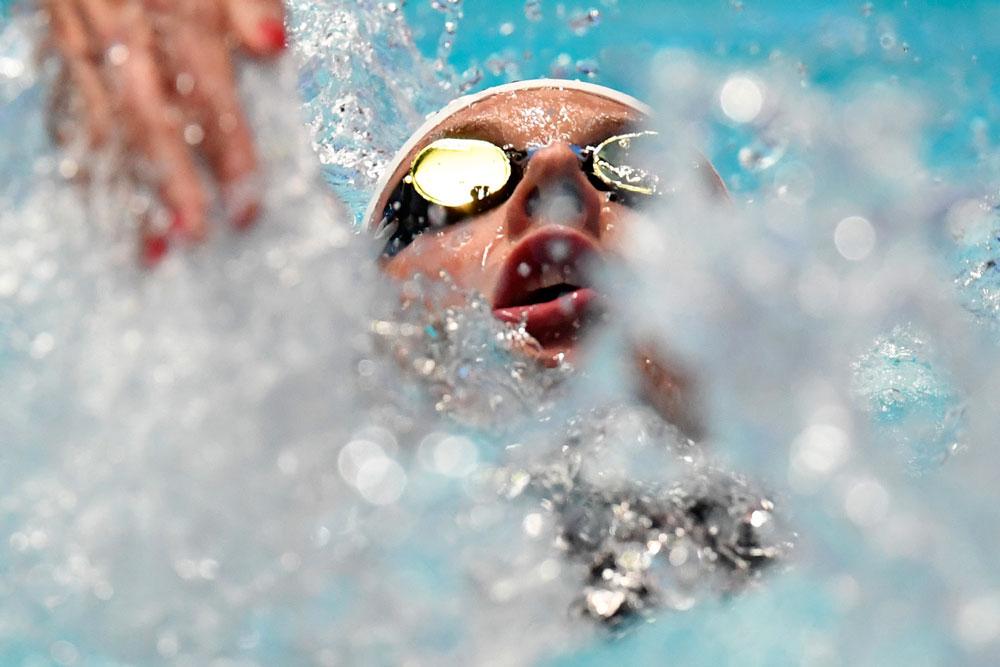 FINA 2019 - Photo by Hiroyuki Nakamura Swimming