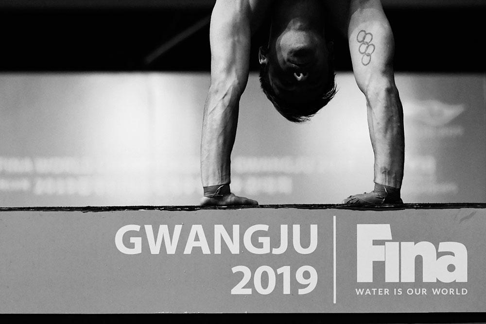 FINA 2019 - Photo by Tsutomu Kishimoto - Diving