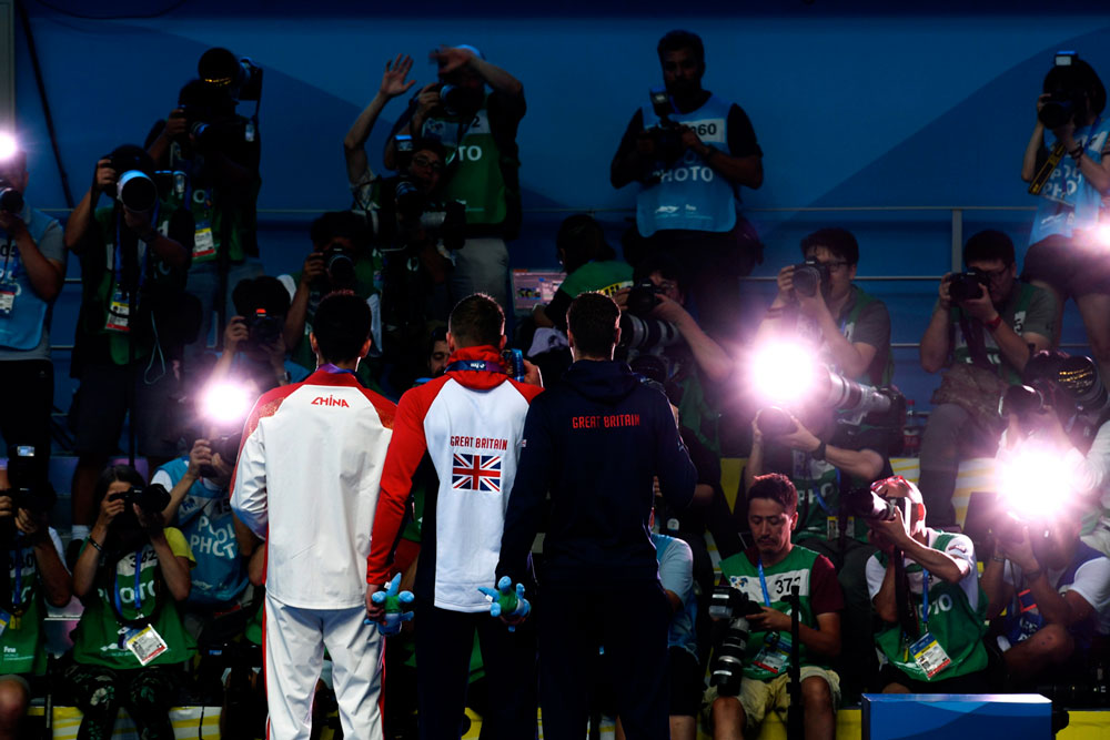 FINA 2019 - Photo by Tsutomu Kishimoto - Swimming