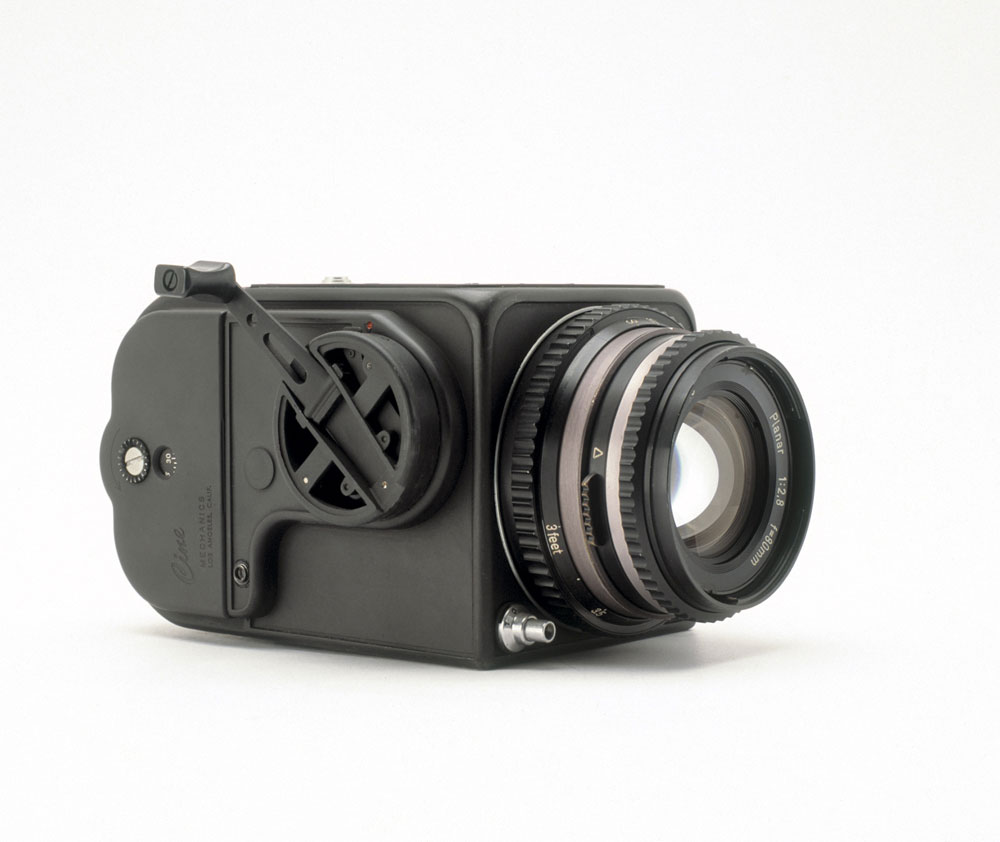Hasselblad 500C naked