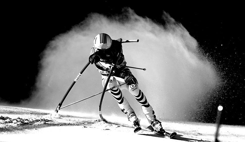 Lo sport in bianco e nero di Alessandro Trovati in mostra a Milano