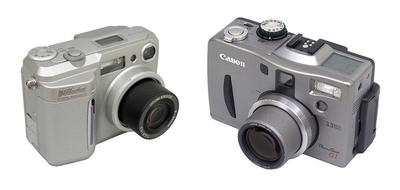 photokina-2000-canon-powershot-g1-nikon-coolpix-800
