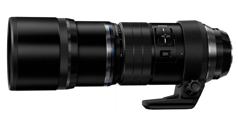 Olympus M.Zuiko Digital 300mm F4 IS Pro
