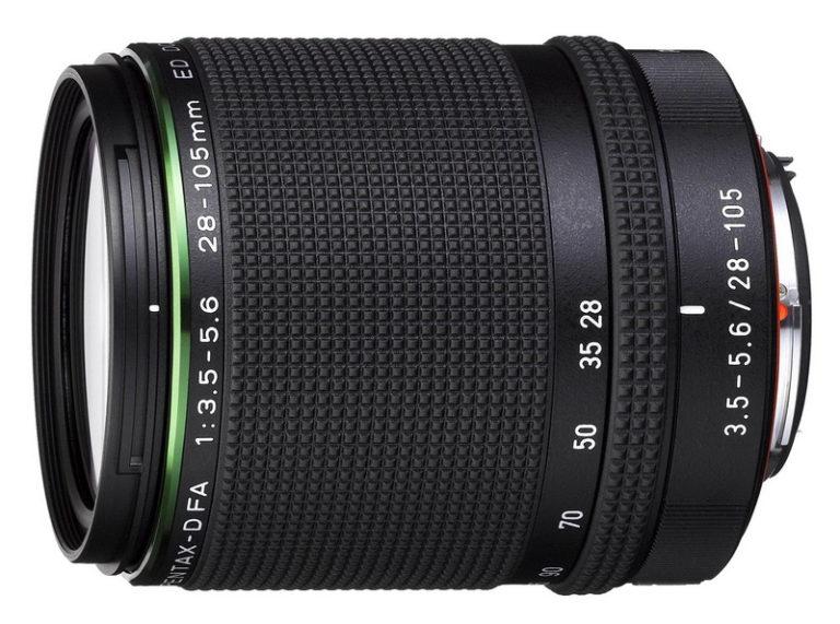 Pentax HD PENTAX-D FA 28-105mm F3.5-5.6 ED DC WR
