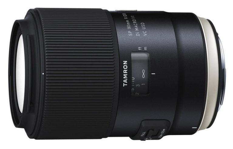 Tamron SP 90mm F2.8 Di VC USD 1:1 Macro