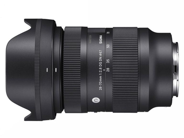Sigma 28-70mm f/2.8 DC DN Contemporary