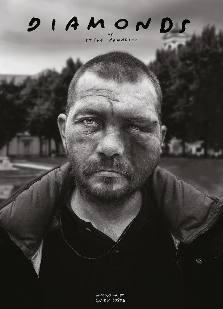 steve-panariti-intervista-libro-diamonds-street-reportage-ritratto-copertina