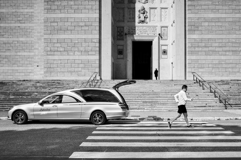 2◦ Premio B/N Vani Mario ( Roma RM) IL CARRO