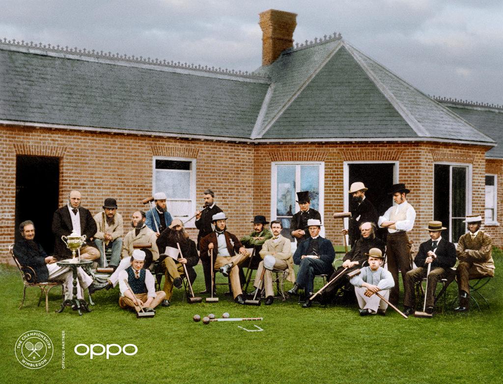 The All England Croquet Club