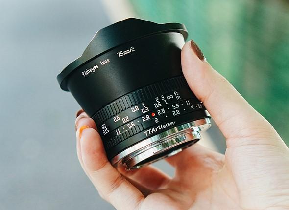 TTartisan-7.5mm-f2-fisheye-APS-C-lens-1-1